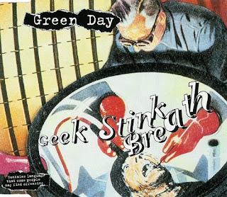 Green Day Lyrics - Geek Stink Breath