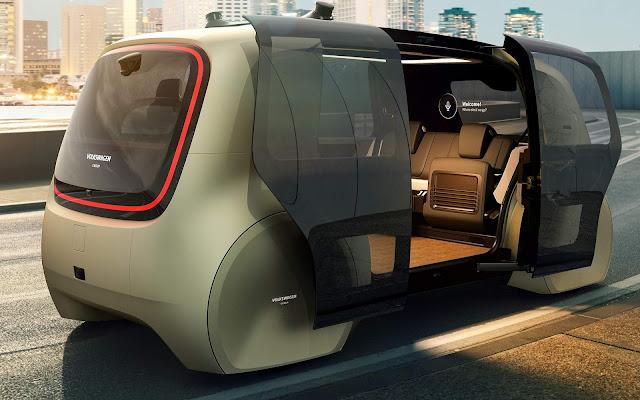 Grupo VW e Aurora anunciam parceria para condução autônoma