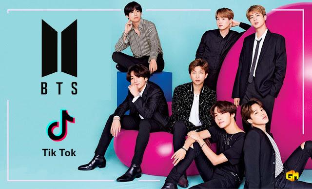 BTS TikTok Gizmo Manila