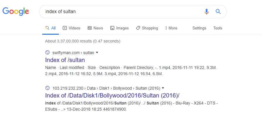 Direct download movie from google