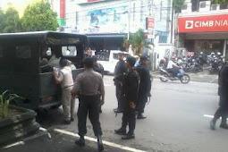Tak Ada Aksi, Aparat Kepung Asrama Kamasan Yogyakarta