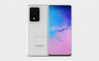 Samsung Galaxy S11 with 108MP Camera
