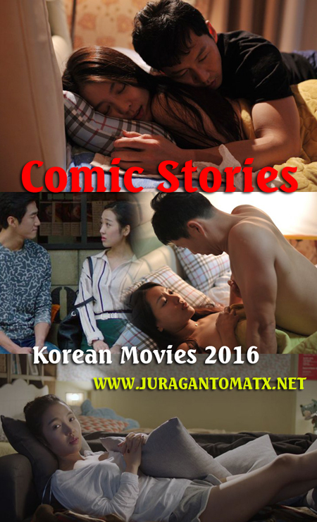 Nonton Film Online Comic Stories (2016)