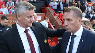 Leicester want Champions League but Man United need it: Leicester coach Brendan Rodgers
