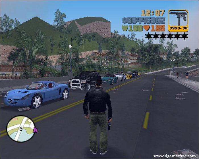 gta 3 pc game mods free