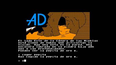 Videojuego La Aventura Original