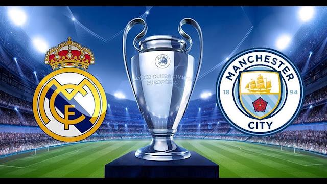 موعد مباراة مانشستر سيتي ضد ريال مدريد والقنوات الناقلة في قمة دور ال 16 من دوري الأبطال وصراع التأهل لدور الثمانية