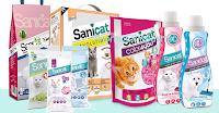 Logo Gioca e vinci gratis un pack di prodotti Sanicat
