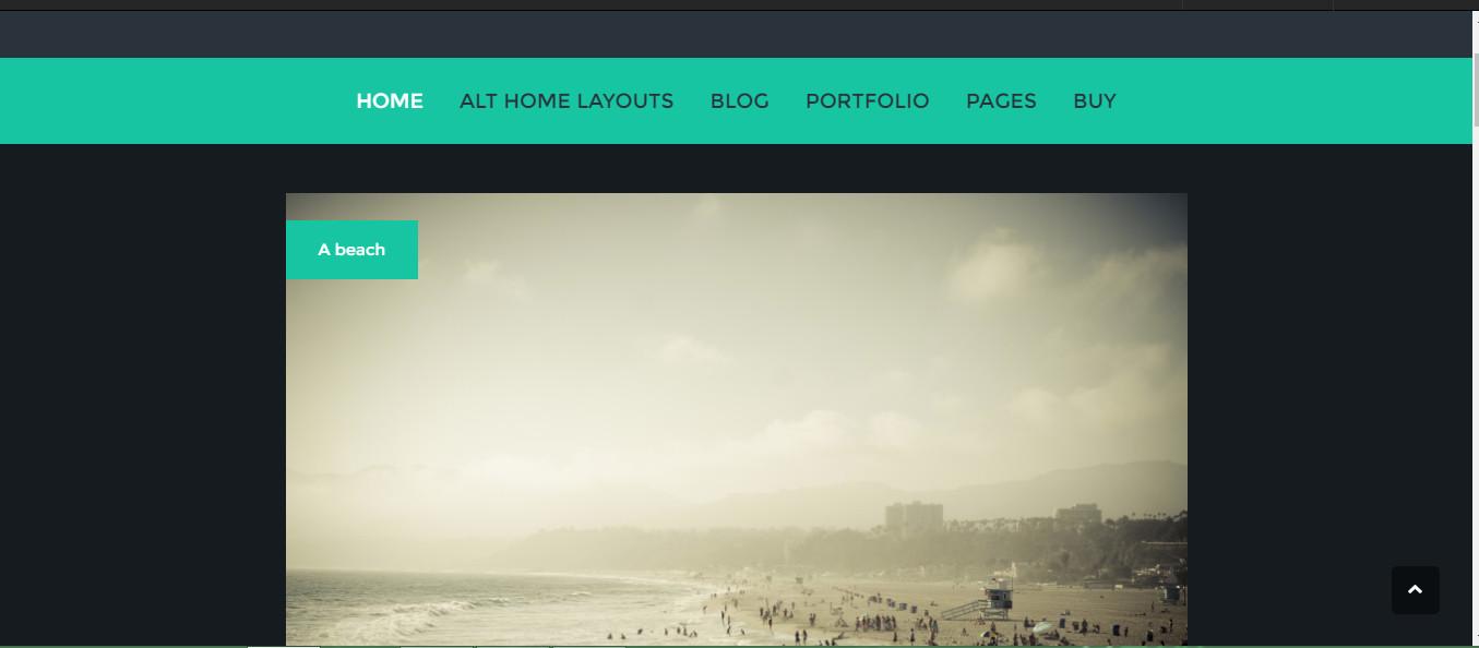 Nerdy-Smooth wordpress Personal blog theme