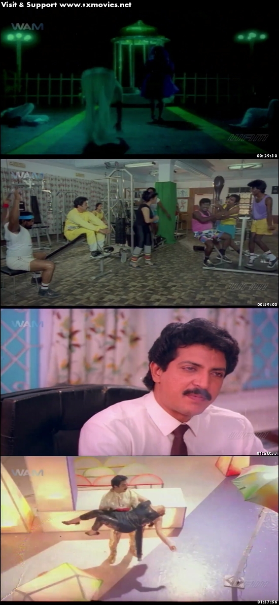 Rakhwala Mohabbat Ka 2017 Hindi Dubbed 480p HDRip