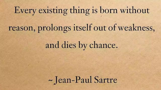 jp sartre quotes