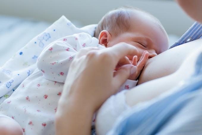 Leite materno: A importância para a saúde do bebê e da mãe