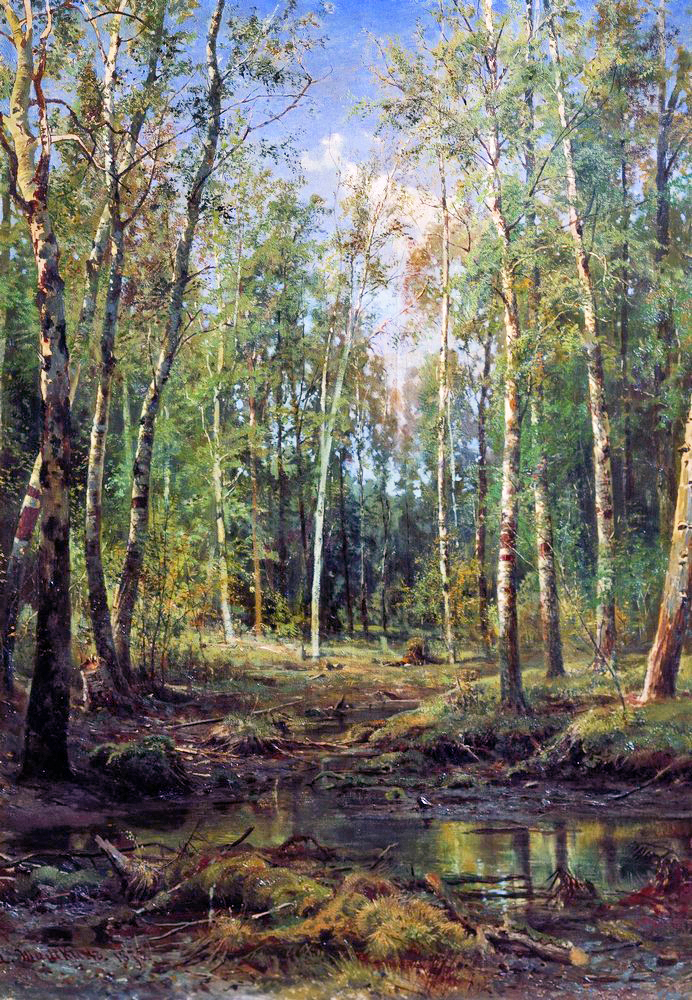Not For Sale >> The Glory of Russian Painting: Ivan Shishkin