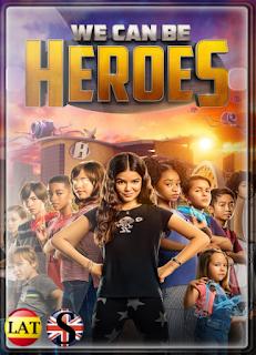 Superheroicos (2020) WEB-DL 1080P LATINO/ESPAÑOL/INGLES