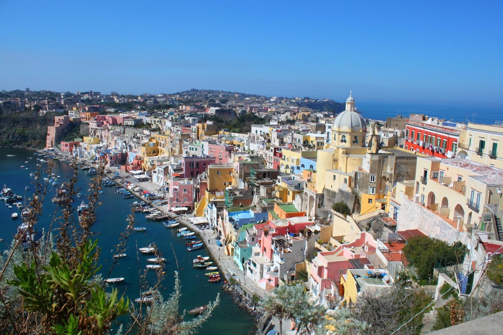 Procida Island: Discovering Italy's Hidden Gem!