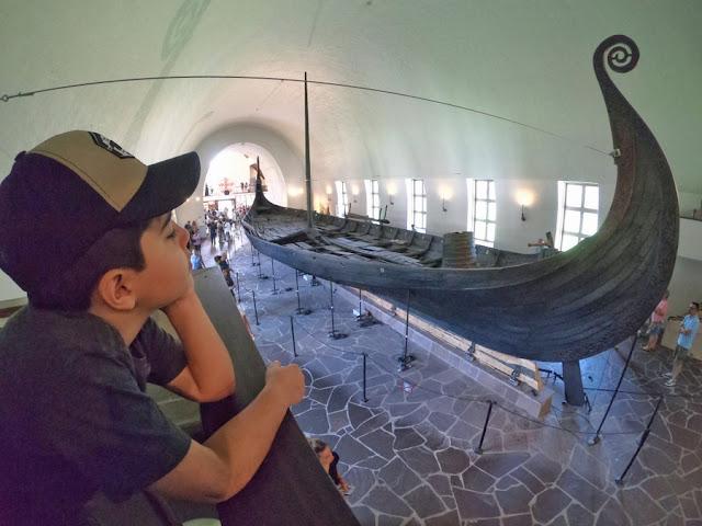Roteiros Vikings na Noruega: onde encontrar atrações da Era Viking em terras norueguesas