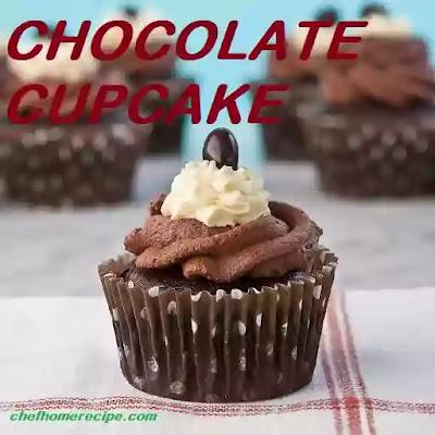 best chocolate cupcake recipe-chefhomerecipe.com