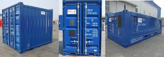 Offshore Container Bekas di Jakarta