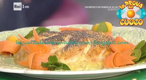 Fiore di tomino ricetta Moroni da Prova del Cuoco