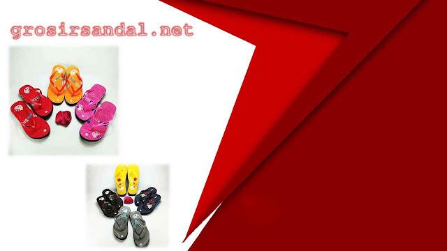 SANDAL ANAK TANGGUNG | SANDAL SPON TEBAL | SIZE 31-35