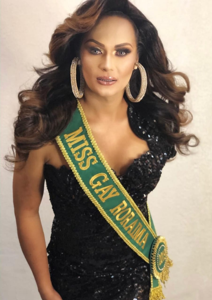 Portal Onix Dance Narrasha Dellatorre Nossa Top Gay Rumo Ao Miss Brasil Gay Oficial