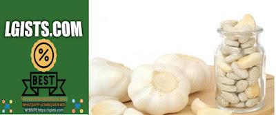 garlic pills benefits