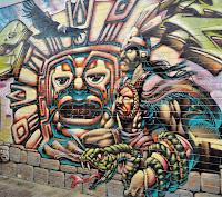 Miller Street Art by Swaze | Sydney Street Art