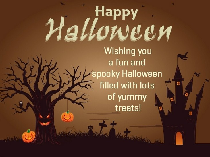 Best Halloween Wishes Images |Halloween Wishes Messages ...