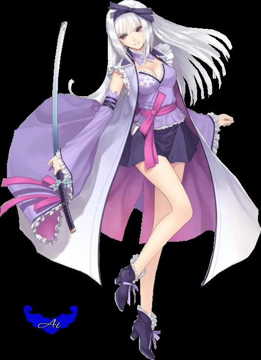 Hayane Fubuki (Shining Hearts)