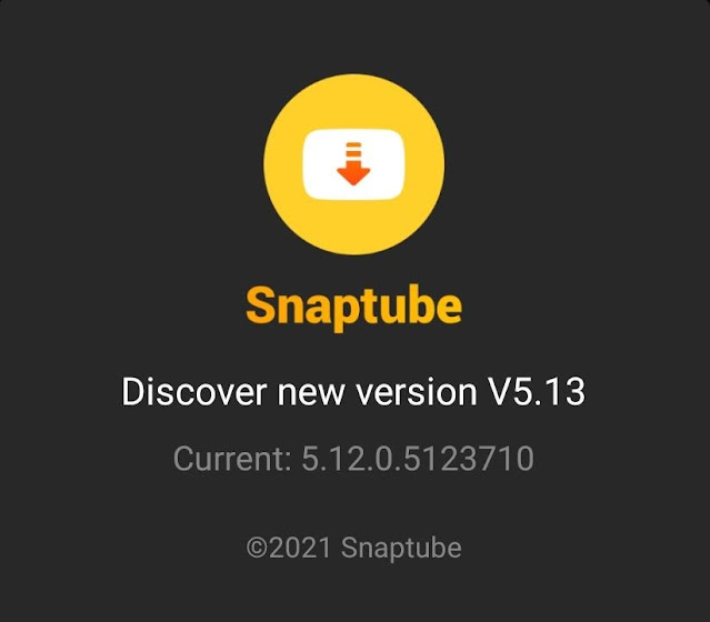 تحميل برنامج سناب تيوب Snaptube Apk لتحميل الفيديوهات برابط مباشر