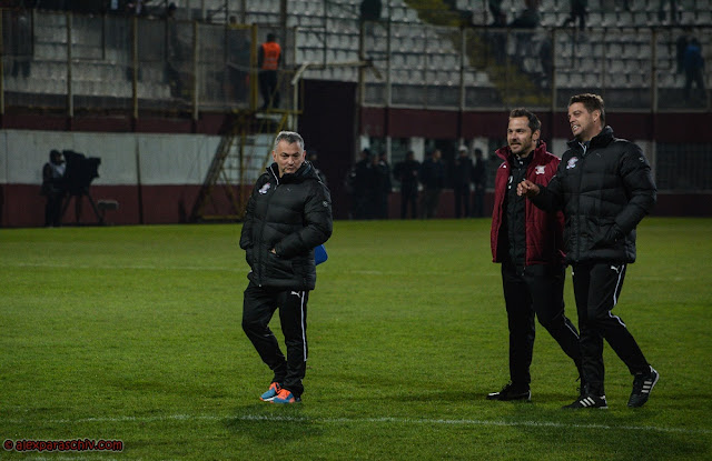 doctor as fc rapid bucuresti