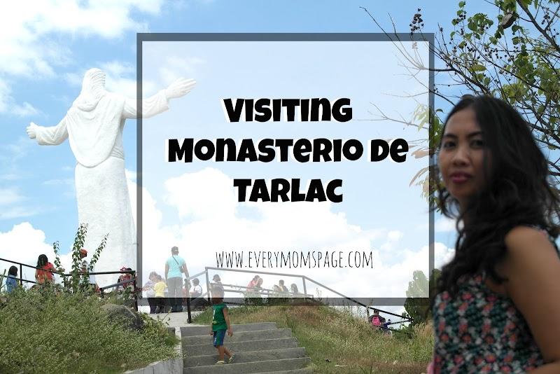 Visiting Monasterio de Tarlac