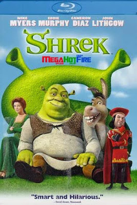 Shrek (2001) 480p 300MB Blu-Ray Hindi Dubbed Dual Audio [Hindi – English] MKV