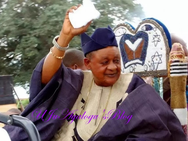 Query: Don't disrespect obas, Alaafin writes Fayemi