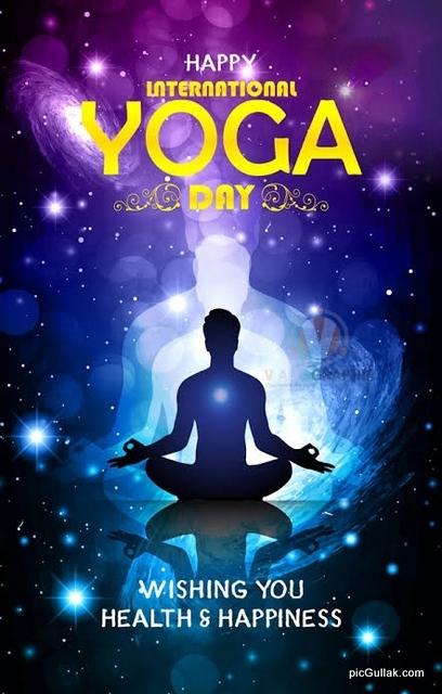 Interanational Yoga Day 2020