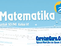 Download Buku Matematika Kelas 6 SD Kurikulum 2013 Edisi Revisi Terbaru