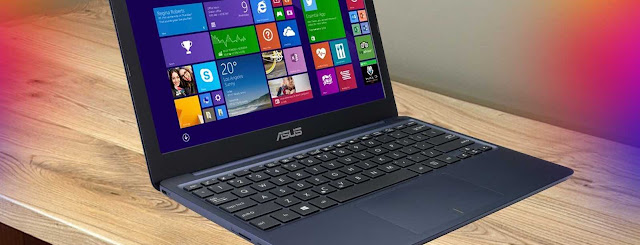 Laptop Asus RAM 4GB Mulai 3 Jutaan