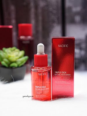 Review Nacific Triple Cica Serum