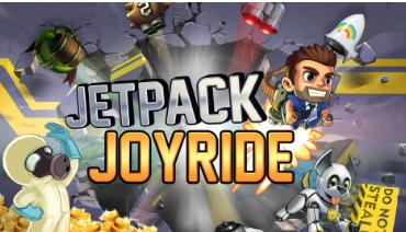 تحميل لعبة Jetpack Joyride