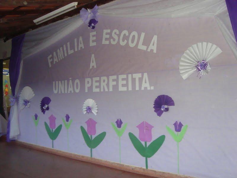 Como Organizar Uma Festa Da Familia Na Escola Final De Ano: COLÉGIO MARIA BARRETO ESTÁ NA REDE!!!: Família Na Escola