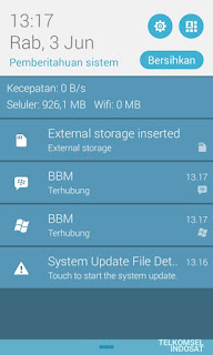 Update Manual Asus Zenfone ke Lollipop