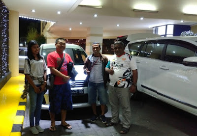 Carter Mobil Surabaya ke Blitar