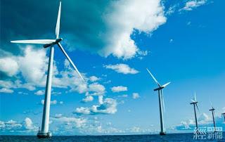 離岸風電可帶動投資9625億元