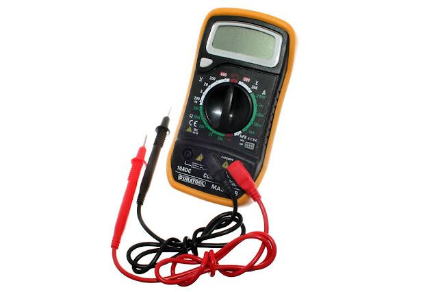 The Digital Multimeter