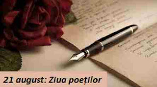 21 august: Ziua poeților