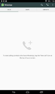 Telepon via Whatsapp