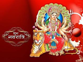 Free Durga Ashtami WhatsApp Pics Download