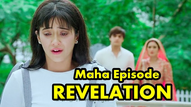 Revealed : Kartik and Naira's revelation in the Maha Episode in Star Plus Yeh Rishta Kya Kehlata Hai