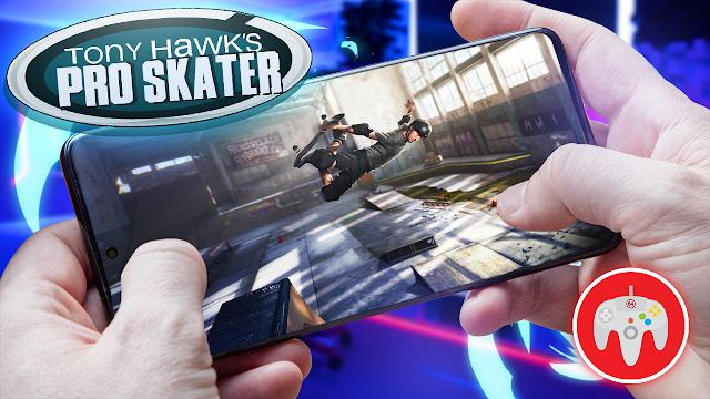 Tony Hawk Pro Skater 1 Para Teléfonos Android