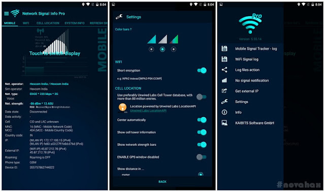 network signal info pro apk latest version